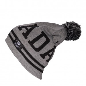 Watcher Beanie - Heather Grey